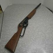 Vtg Daisy Trail Rider 660 Ricochet Toy Rifle Lever Action Works Not A Bb Gun