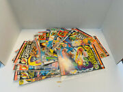 14 Vintage Marvel Greatest, Silver Surfer Comics W/ Covers.