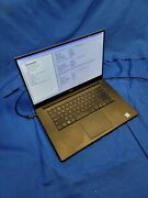 Dell Xps 9560 I7 7700hq 2.80ghz / Geforce 1050 / 32gb / 1tb Ssd 4k Touch 5932
