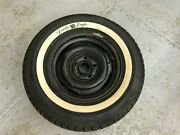 1969 Cougar Mustang Steel Rims And Tires Full Set Low Miles