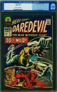 Daredevil 23 1st Series Cgc 8.5 Stan Lee And Gene Colan, Gladitor Cover