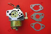 Sears Craftsman 357cc Snowblower Thrower Carburetor Assembly Type A