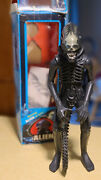 """Alien Poseable 18"""" Xenomorph Kenner 1979 Vintage Action Figure Box And Poster"""