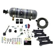 Nitrous Express 50240-12 Phase 3 Conventional Plate Nitrous System