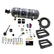 Nitrous Express 50275-12 Phase 3 Conventional Plate Nitrous System