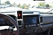 A-tach 50355 Phone Mount Fits Nissan Frontier / Xterra 2022 - Current Year