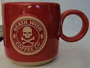 Death Wish Coffee Opening Day 2021 Collectible Mug Very Hard To Find Very Rare