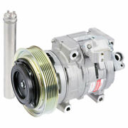 Oem Ac Compressor W/ A/c Drier For Honda Accord And Accord Crosstour