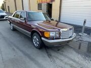 1986 1987 1988 1989 1990 Mercedes Benz 560 Sel Parting Out Message For Parts