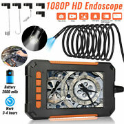 16.5ft Industrial Endoscope 1080p Hd 4.3and039and039 Screen Borescope Inspection Camera Us