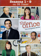 The Office The Complete Series Dvd Box Set Usa New Free Shipping