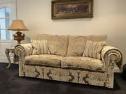 Duresta Waldorf 2 Piece Suite 2.5 Seater And Arm Chair Rrpandpound5495