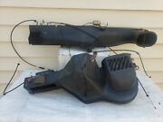 87-90 Jeep Wrangler Yj Complete Heater Box Assembly Upper Lower Core Inlet