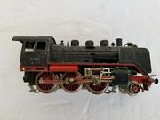 Small Steam Locomotive 2-6-0 Ho Scale Untested Parts Looks European Germany Made