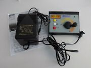Mth Z-750 Transformer Power Unit Z Controller Tested Layout Ready Instruction