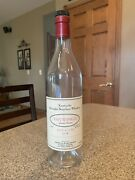 Pappy / Old Rip Van Winkle Special Reserve 12 Years Old Lot B Empty Bottle