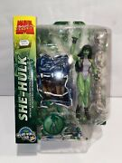 Marvel Select She-hulk Special Collector Edition Action Figure - Nib