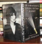 Robison Mary An Amateurand039s Guide To The Night 1st Edition 1st Printing
