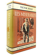 Victor Hugo Les Miserables Modern Library No. G3 Modern Library Edition