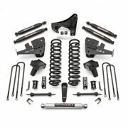 Readylift 6.5 Lift Kit W/ Shocks 2 Piece Drive Shaft For 17-19 Ford F250 4wd