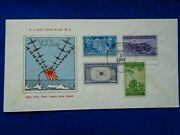 Rare Vj Day Usa Victory Over Japan Dated 2nd Sept 1945 Stamps Post Card Iwo Jima