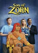 Son Of Zorn The Complete Series [used Very Good Dvd] 2 Pack, Ac-3/dolby Digit