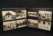 Rare Pacific War Old Photo Album Imperial Japanese Navy Military Antique Japan