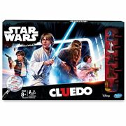 Cluedo Star Wars Games Of Table Version Spanish Novelty