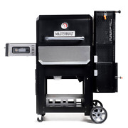 Masterbuilt Gravity Series 800 Digital Charcoal Griddle + Grill + Smoker In Blac