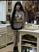 Extremely Rare1995 Moan-eek Maid Lifesize Prop Manufactured By Gag Studios