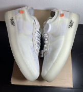 Nike Air Force 1 Low Off-white Og Size 9.5