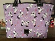 Disney Dooney And Bourke 2019 Food And Wine Tote