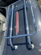 Bmw Factory Z3 Roadster Trunk Lid Luggage Rack Carrier 1995-1999 Very Rare Oe
