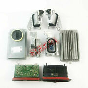 Full Led Headlight Modules And Light Source 7440878 For Bmw 5 Seriesf10f18 12-17