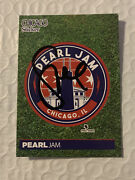 Stone Gossard Autographed Pearl Jam Trading Card Pj Signed Chicago