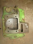 John Deere A 60 620 Transmission Cover Plate A4009r Antique Tractor