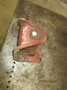 Ih Farmall 460 Utility Front Axle Pivot Bracket And Pin 369137r1 Antique Tractor