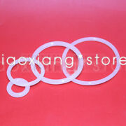 10x Seal Ring For Filling Machine Silicone O-ring, Stand For High Acid Stuff