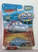 Disney Pixar Cars Color Changers Sally 2 Paint Jobs In 1 Diecast Cars6