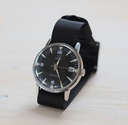 Antique Omega Seamaster Date 1972 Men's Watch Used