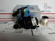 Shimano Aero Solstace So-3000r Quickfire Ii Spining Reel With Box And Papers