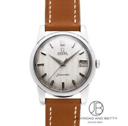 Antique Omega Seamaster Automatic 14762sc Automatic Watch Men's Used