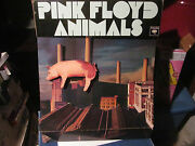 Pink Floyd Animals Columbia Records Counter Stand Flying Pig Promo Nick Mason