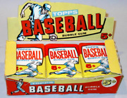 1950and039s Bowman Topps Baseball Cards