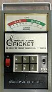 Vintage Sencore Touch Tone Cricket In Or Out Circuit Transistor