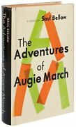 Saul Bellow / The Adventures Of Augie March 1st Edition 1953