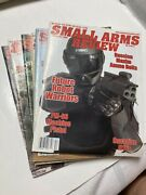 6 Issues Of Small Arms Review Magazine