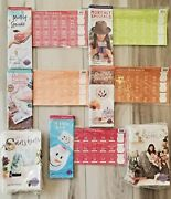 Collectible Scentsy 2018 Supplies Lot Wotm Flyers Stickers Spring Fall Catalogs