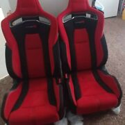 Fk2 Type R Seats. Fits 9th Gen Civic And 10th Gen Civic