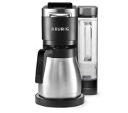 New Keurig K-duo Plus Coffee Maker With Single Serve K-cup Pod And Carafe Brewer